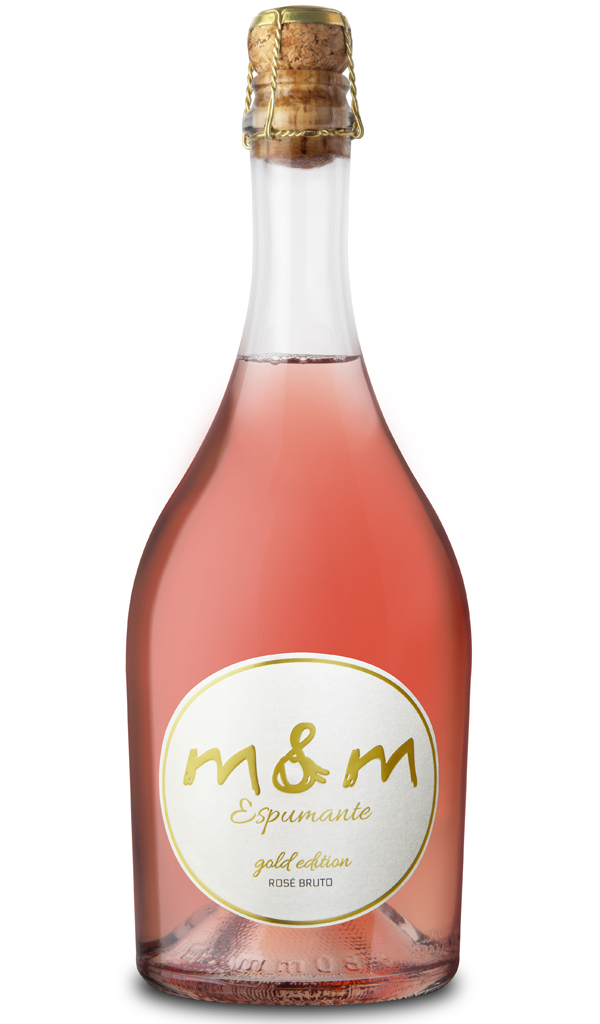 M&M Gold Edition Rosé Bruto