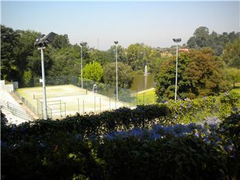 Campos de Tenis de Luso